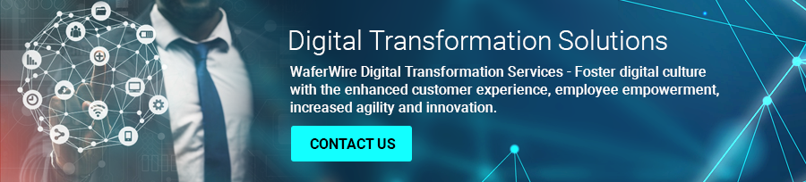 Contact WaferWire for Digital Transformation