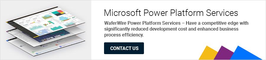 Microsoft Power Platform Services Inquiry Now