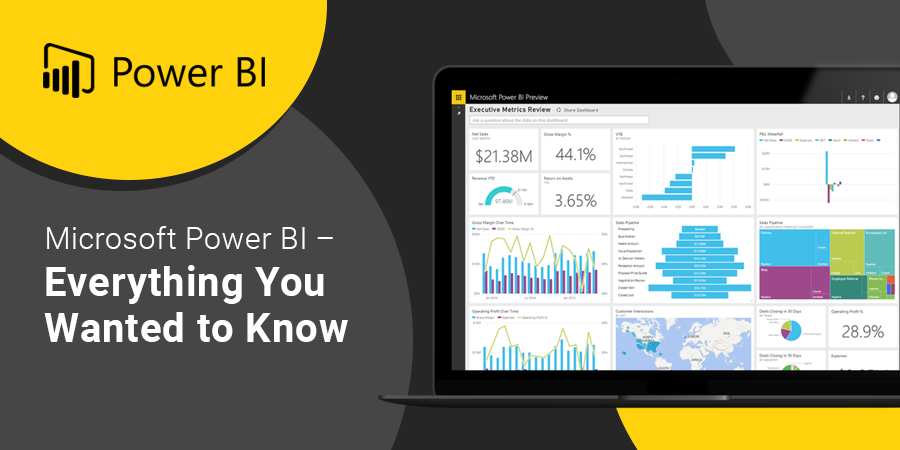 Microsoft Power BI – Everything You Wanted to Know